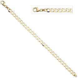 Panzerarmband 333 Gelbgold 21 cm Gold Armband Goldarmband